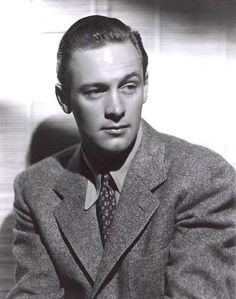 William Holden, 1940s.