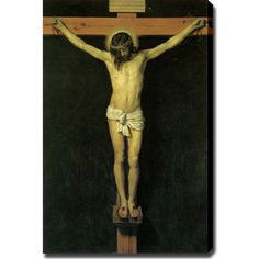 YGC 'Jesus on Cross' Print Art