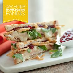 Here's another creative leftover solution. This hearty turkey sandwich will hit the spot! And don't forget the French's French Fried Onions. #Frenchs