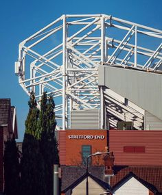 Manchester United Stadium, Man Utd Fc, Barcelona Soccer, Old Trafford, Man United, Multi Story Building, The Unit, Club, Manchester United