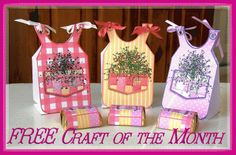 FREE Cottage Chic Apron Hershey Nugget Holder Favors Candy Crafts, Paper Crafts, Hershey Nugget, Paper Box Template, Chocolate Wrapping, Diy Food Gifts, Ideas Para Organizar, Candy Favors, Paper Gift Bags