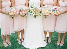 bouquets - Click image to find more Weddings Pinterest pins