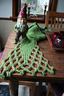 Knitting pattern - want to find a way to convert this to crochet