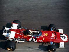 Jack Ickx, Ferrari 312B 1970