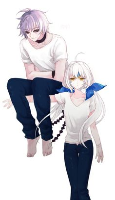 Eve & Add ~ Elsword