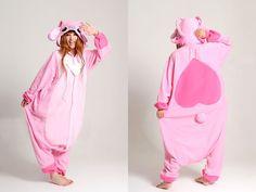 Adult onesies Angel Stitch Kigurumi animal onesie pajamas