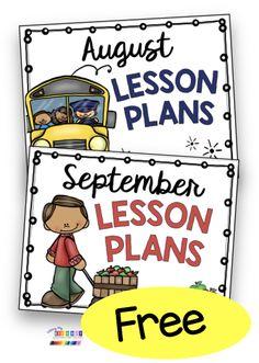 Kindergarten Freebies, Kindergarten Lesson Plans, Preschool Curriculum, Kindergarten Writing, Preschool Themes, Preschool Lessons, Kindergarten Classroom, Kindergarten Literacy Stations, Back To School Worksheets