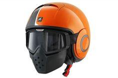 Shark Raw Motorcycle Helmets
