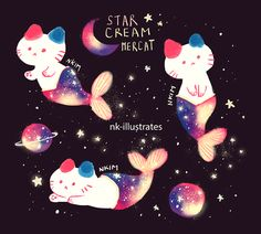 Star Cream Mercat!