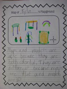 describing playground designs Playground Design, First Grade, Creative Writing, Social Studies, Literacy, Bullet Journal, Classroom, Study, Science