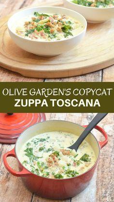 Olive Gardens Zuppa
