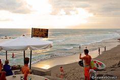Echo Beach in Bali - Bali Magazine
