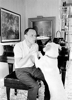 Frank Sinatra, 1965...I was born that year