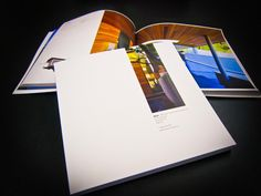 We're proud of this 100 page architectural book production!