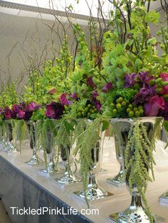 ~~   Art Deco flowers