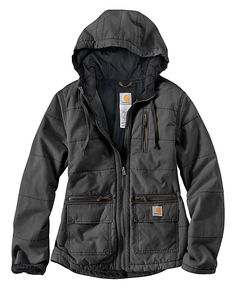 Carhartt® Gallatin Insulated Jacket for Ladies | Bass Pro Shops