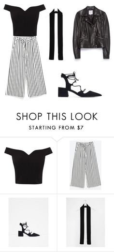 """""""Untitled"""" by alexandra-grant ❤ liked on Polyvore featuring Coast, Zara and ASOS"""