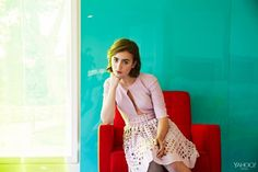 Lily Collins Talks her New Film Love, Rosie, Abercrombie & Fitch and Teen Pregnancy | Lily Collins in Gulietta