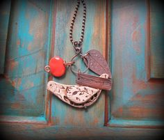 Put a little bird house in your soul...or around your neck!