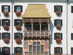 La casa con il tetto d'oro a Innsbruck