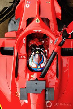 Kimi Raikkonen, test day 1, Barcelona
