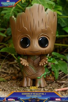 Buy Baby Groot - Large Cosbaby Figure at Mighty Ape NZ. Marvel: Baby Groot Baby Groot – Large Cosbaby Figure One of the crew members from the infamous cosmic team, Groot became a fan favorite character aft. Disney Drawings, Cute Drawings, Baby Groot Drawing, Groot Toy, Groot Guardians, 3d Cnc, Cute Disney Wallpaper, Marvel Characters, Guardians Of The Galaxy