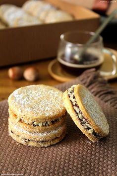 Deliziose al cioccolato biscotti senza burro e uova biscotti vegan
