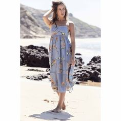 Kai Print Heidi Dress Elastic Back Adjustable straps True to size Rayon Cold Hand Wash Only Casual, Dresses, Fashion, Vestidos, Moda, Fashion Styles, The Dress, Fasion, Dress