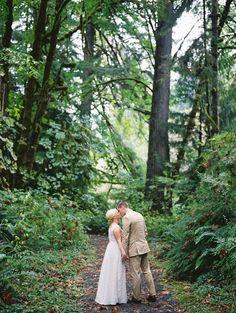 DIY Oregon Wedding at Camp Lane