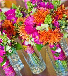 bouquet-mariage-orange-rose