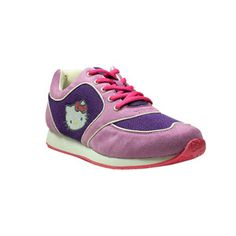 Because I'm really a kid at heart - Serra Low Top Sneaker Purple now featured on Fab.