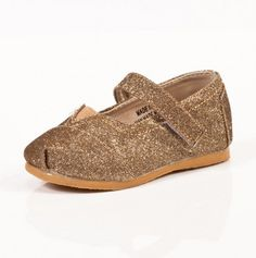 Toddler Glitter Mary Jane - Shoes of Soul Footwear - Events $13