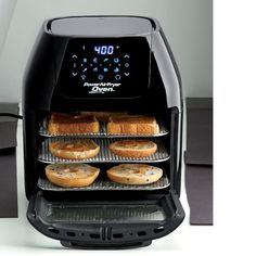 Power Air Fryer Oven In 2019 Air Fryer Oven Recipes Air Fryer Deals Air Fryer Cooker