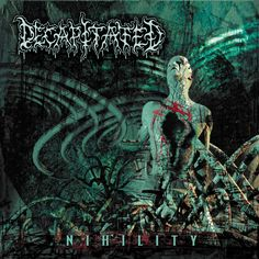 """Decapitated, """"Spheres of Madness""""   #deathmetal"""