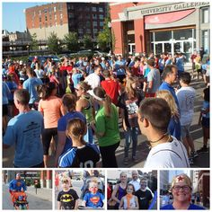 This is just the beginning of fabulous photos from the 2014 Superhero Run for Kids in Downtown Cincinnati!