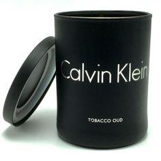 Calvin Klein Tobacco Oud Scented Candle Nest Fragrances 84 Oz