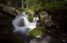 Oberer Bodefall #Harz #wandern #wasserfall
