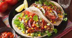 10 recettes de tacos