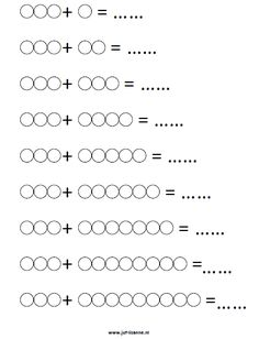Download and print this worksheet to introduce the