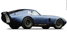 Earlier today on our Facebook page, we posted a picture of a Shelby cobra  Daytona coupe at the Bonneville Salt Flats. We alluded to the fact that it  had a very interesting history immediately following that event. Here is  that strange, and somewhat dark, story.
