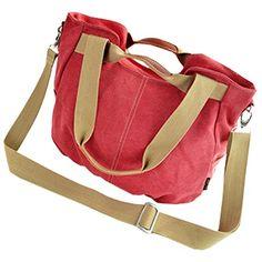 Partiss Damen multifunktionale Rucksack Handtasche Messenger Bag Schultertasche Reisetaschen Sporttaschen Rucksaeck