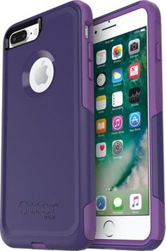 OtterBox Commuter Series Case for iPhone 7 Plus, Purple