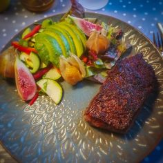 Beef Steak, Vinaigrette, Gluten Free, Salad, Training, Meat, Cooking, Food, Coaching
