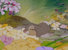 Uploaded by CICA. Find images and videos about gif, disney and bambi on We Heart It - the app to get lost in what you love. Bambi Disney, Disney Love, Disney Magic, Disney Art, Disney Pixar, Cartoon Gifs, Cute Cartoon Wallpapers, Bambi And Thumper, Cute Disney Pictures