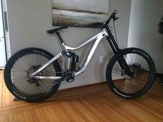2015 Giant Glory 650b custom - Banana.split.oreos's Bike Check - Vital MTB