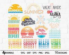 Cute Summer Shirts, Png Photo, Making Shirts, Vacation Shirts, Digital Form, Summer Design, Hello Summer, Summer Aesthetic, Good Vibes
