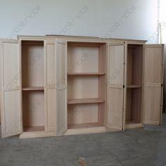 Pratelli Mobili » Alcuni mobili realizzati, mobili su misura ...