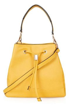 Topshop 'Westly' Bucket Bag available at #Nordstrom