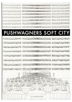 """""""Where is the Mind, When the Body is Here?"""": Pushwagner's Soft City Project Presentation, Magnum Opus, Retro Futurism, Going To Work, Nonfiction, My Books, Pop Art, Mindfulness, Reading"""