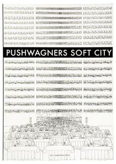 Pushwagner - Bok: Soft City